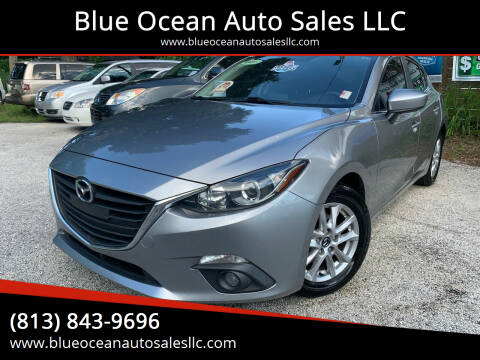 2016 Mazda MAZDA3 for sale at Blue Ocean Auto Sales LLC in Tampa FL