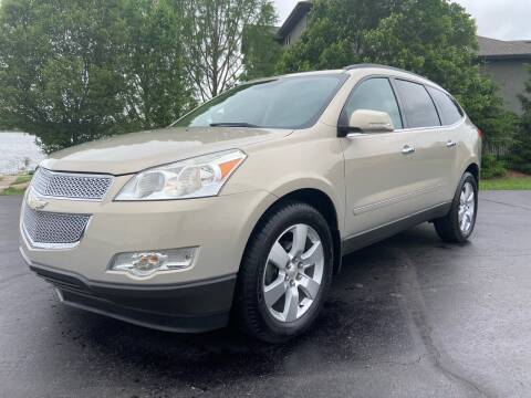 2010 Chevrolet Traverse for sale at Nice Cars in Pleasant Hill MO
