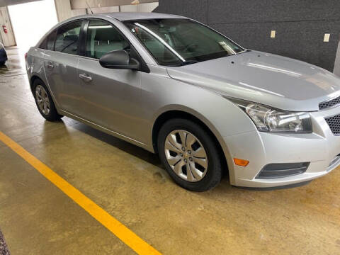 2012 Chevrolet Cruze for sale at Dave's Auto & Truck in Campbellsport WI