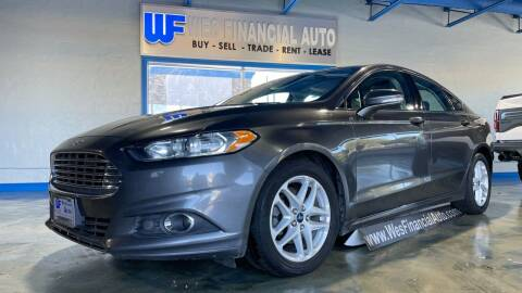 2015 Ford Fusion for sale at Wes Financial Auto in Dearborn Heights MI