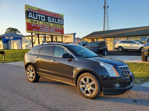 2012 Cadillac SRX for sale at Mox Motors in Port Charlotte FL