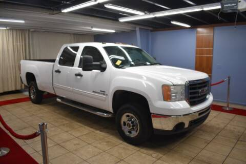 2008 GMC Sierra 2500HD for sale at Adams Auto Group Inc. in Charlotte NC