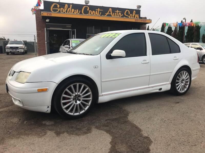 2000 Volkswagen Jetta for sale at Golden Coast Auto Sales in Guadalupe CA