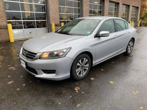 2014 Honda Accord for sale at Matrix Autoworks in Nashua NH