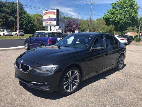 2013 BMW 3 Series for sale at Beachside Motors, Inc. in Ludlow MA