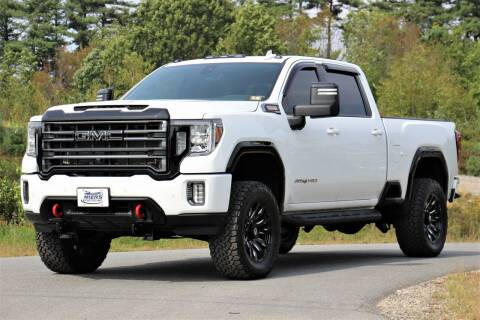 2020 GMC Sierra 2500HD for sale at Miers Motorsports in Hampstead NH