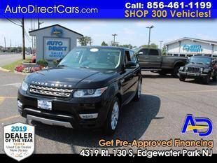 2014 Land Rover Range Rover Sport for sale at Auto Direct Trucks.com in Edgewater Park NJ
