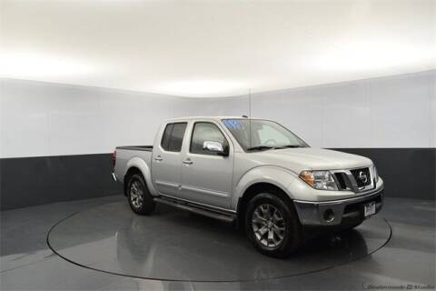2019 Nissan Frontier for sale at Tim Short Auto Mall in Corbin KY