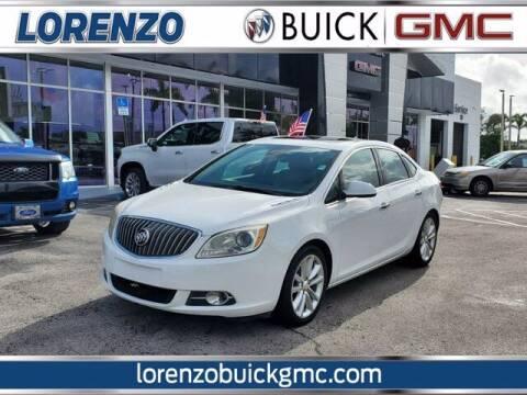 2013 Buick Verano for sale at Lorenzo Buick GMC in Miami FL