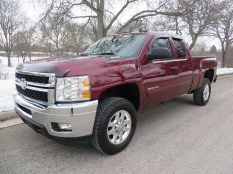 2013 Chevrolet Silverado 2500HD for sale at EZ Motorcars in West Allis WI