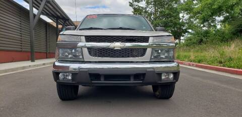 2006 Chevrolet Colorado for sale at VIking Auto Sales LLC in Salem OR