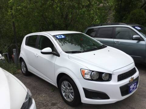 2015 Chevrolet Sonic for sale at 4X4 Auto Sales in Durango CO