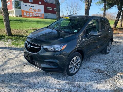 2017 Buick Encore for sale at Caulfields Family Auto Sales in Bath PA