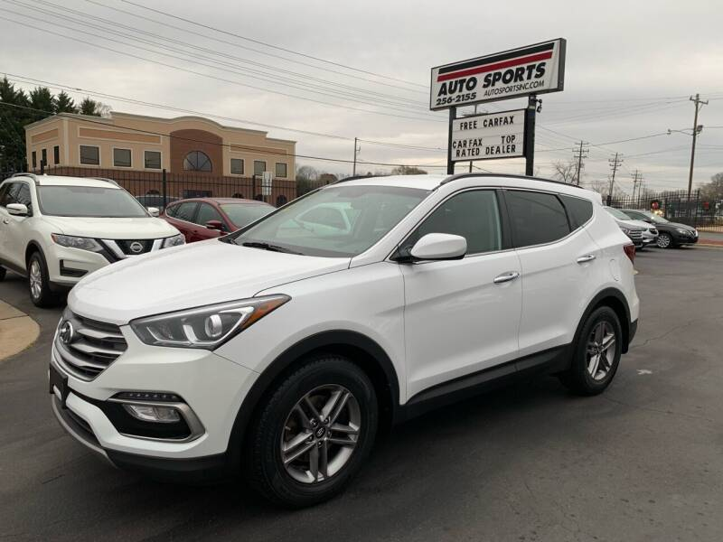 2017 Hyundai Santa Fe Sport for sale at Auto Sports in Hickory NC