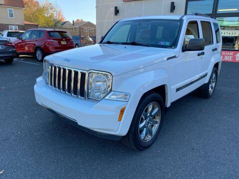 2011 Jeep Liberty for sale at MAGIC AUTO SALES in Little Ferry NJ