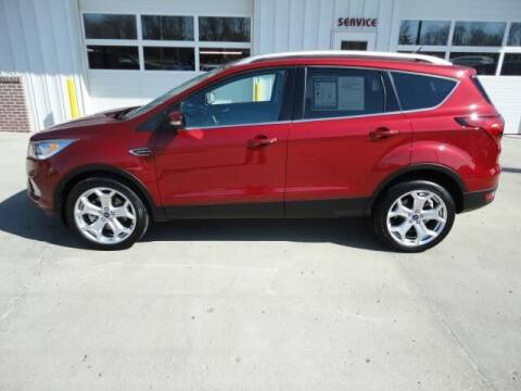 2019 Ford Escape for sale at Quality Motors Inc in Vermillion SD
