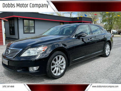 2010 Lexus LS 460 for sale at Dobbs Motor Company in Springdale AR
