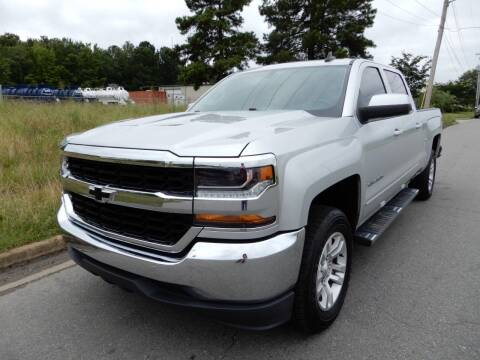 2018 Chevrolet Silverado 1500 for sale at United Traders Inc. in North Little Rock AR