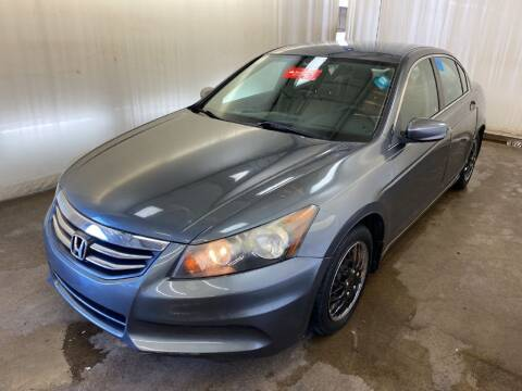 2012 Honda Accord for sale at Doug Dawson Motor Sales in Mount Sterling KY