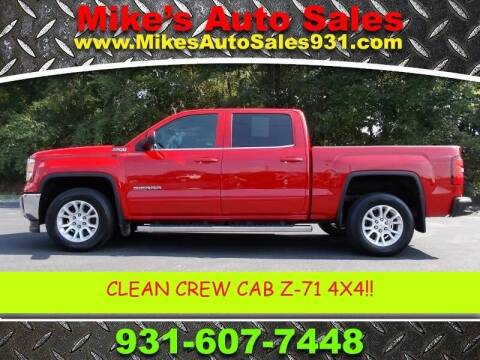 2014 GMC Sierra 1500 for sale at Mike's Auto Sales in Shelbyville TN