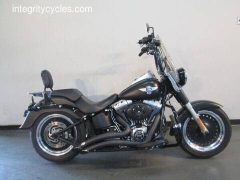 2015 Harley-Davidson FATBOY LO for sale at INTEGRITY CYCLES LLC in Columbus OH