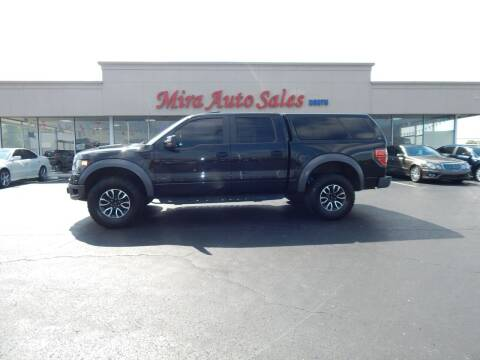 2014 Ford F-150 for sale at Mira Auto Sales in Dayton OH