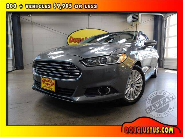 2013 Ford Fusion Energi for sale in Knoxville, TN