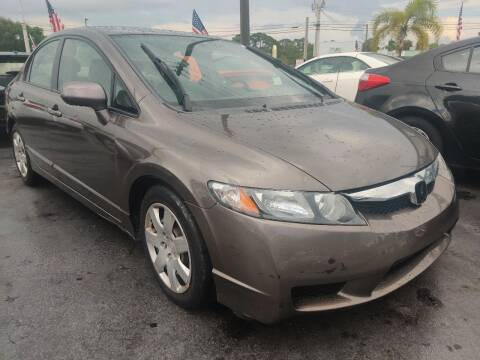 2009 Honda Civic for sale at Celebrity Auto Sales in Port Saint Lucie FL