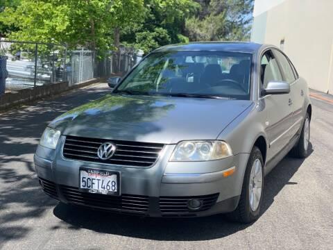 2003 Volkswagen Passat for sale at TREE CITY AUTO in Rancho Cordova CA