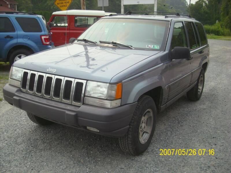 1996 Jeep Grand Cherokee for sale at Motors 46 in Belvidere NJ