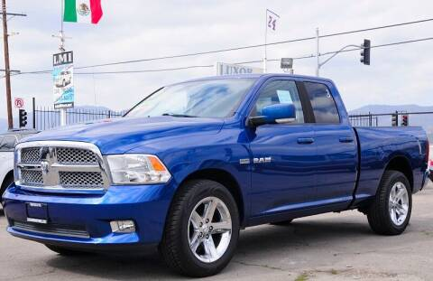 2010 Dodge Ram Pickup 1500 for sale at Luxor Motors Inc in Pacoima CA