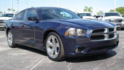2014 Dodge Charger for sale at PHIL SMITH AUTOMOTIVE GROUP - Manager's Specials in Lighthouse Point FL