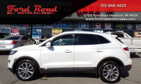 2017 Lincoln MKC for sale at Ford Road Motor Sales in Dearborn MI