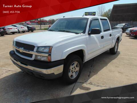 2005 Chevrolet Silverado 1500 for sale at Turner Auto Group in Greenwood MS