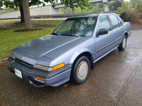 1987 Honda Accord for sale at EXECUTIVE AUTOSPORT in Portland OR