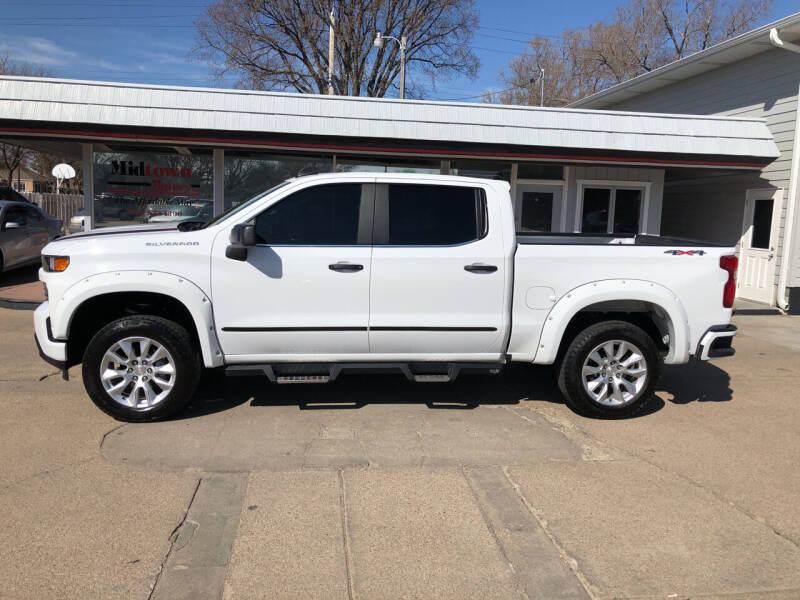 2019 Chevrolet Silverado 1500 for sale at Midtown Motors in North Platte NE