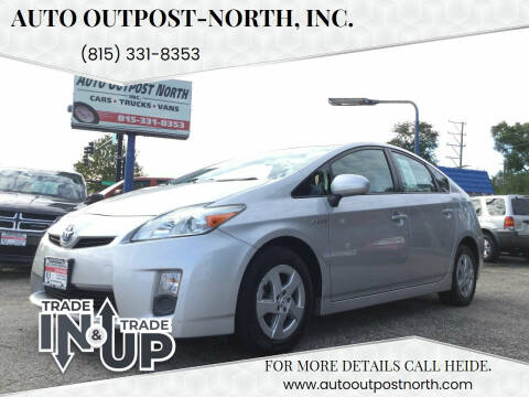 2010 Toyota Prius for sale at Auto Outpost-North, Inc. in McHenry IL
