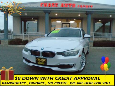 2013 BMW 3 Series for sale at Chase Auto Credit in Oklahoma City OK