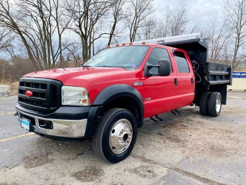 2006 Ford F-450 Super Duty for sale at Siglers Auto Center in Skokie IL