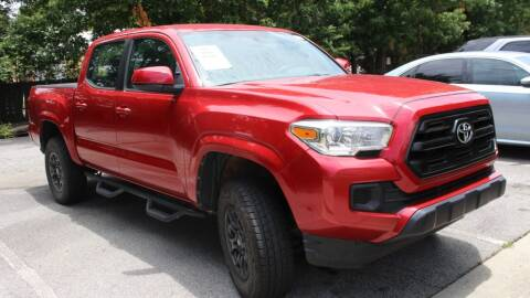 2016 Toyota Tacoma for sale at NORCROSS MOTORSPORTS in Norcross GA