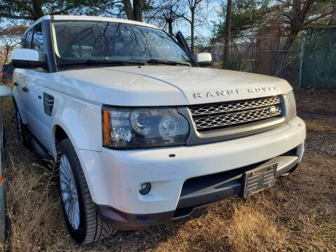 2011 Land Rover Range Rover Sport for sale at M & M Auto Brokers in Chantilly VA