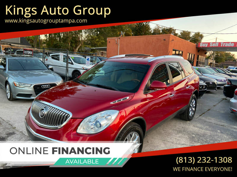 2012 Buick Enclave for sale at Kings Auto Group in Tampa FL