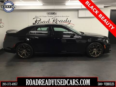 2017 Chrysler 300 for sale at Road Ready Used Cars in Ansonia CT