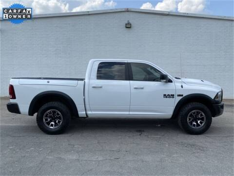 2016 RAM Ram Pickup 1500 for sale at Smart Chevrolet in Madison NC