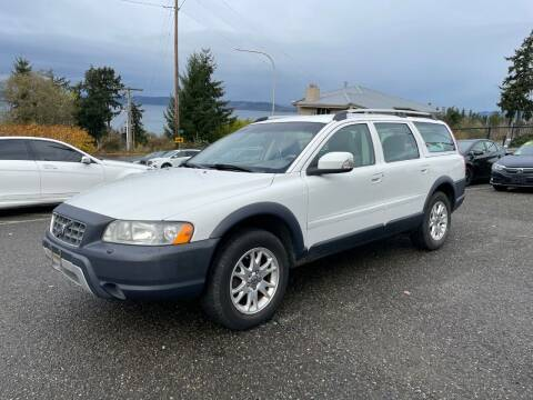 2007 Volvo XC70 for sale at KARMA AUTO SALES in Federal Way WA