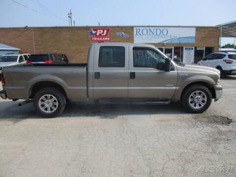 2007 Ford F-250 Super Duty for sale at Rondo Truck & Trailer in Sycamore IL