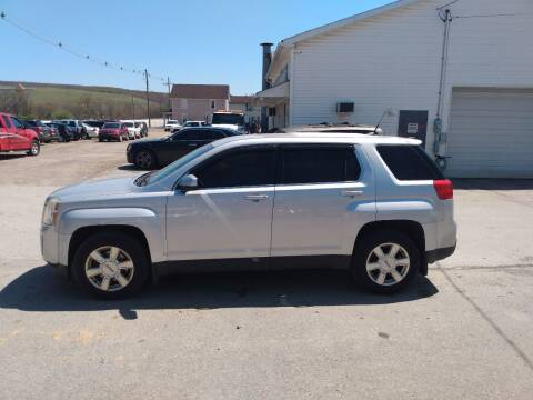 2011 GMC Terrain for sale at ROUTE 119 AUTO SALES & SVC in Homer City PA