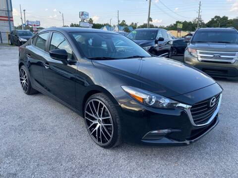2017 Mazda MAZDA3 for sale at Marvin Motors in Kissimmee FL