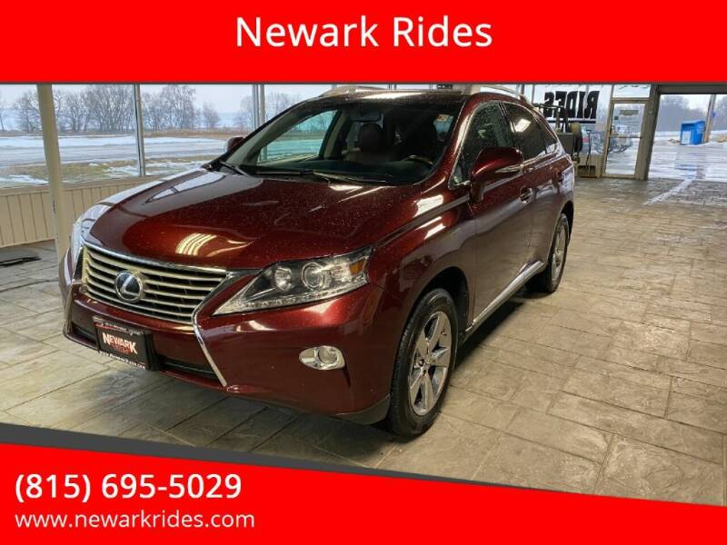 2013 Lexus RX 350 for sale at Newark Rides in Newark IL