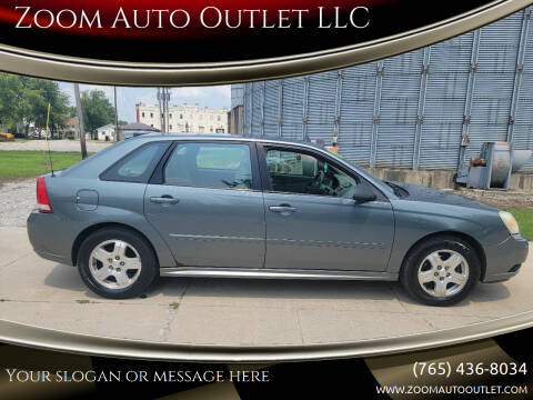 2005 Chevrolet Malibu Maxx for sale at Zoom Auto Outlet LLC in Thorntown IN